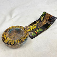 EXOTERRA Aztec Water Dish Small Reptile Supplies Exoterra