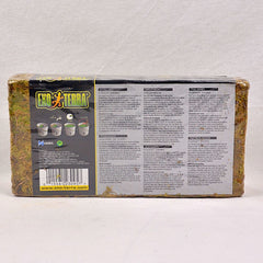 EXOTERRA Forest Moss Substrate 2x 7L Reptile Bedding Exoterra