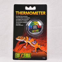 EXOTERRA Thermometer Analog for Reptiles Reptile Supplies Exoterra