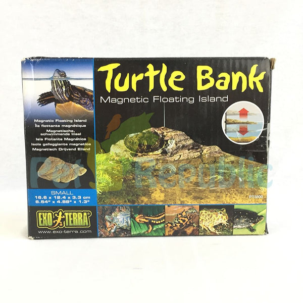 EXOTERRA Turtle Bank Small - Pet Republic Jakarta