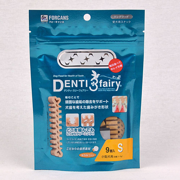 FORCANS Denti 3 Fairy Dog Dental Chew Forcans Small