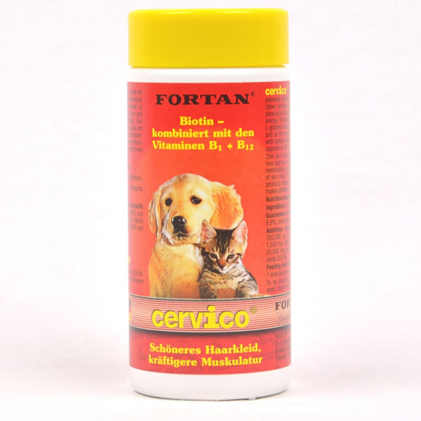 FORTAN Cervico 80gr Pet Vitamin and Supplement Fortan