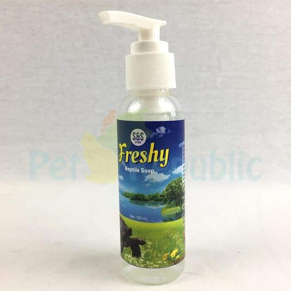 FRESHY Reptile Soap 100ml Reptile Supplies Freshy
