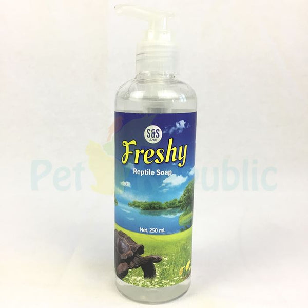 FRESHY Reptile Soap 250ml Reptile Supplies Freshy
