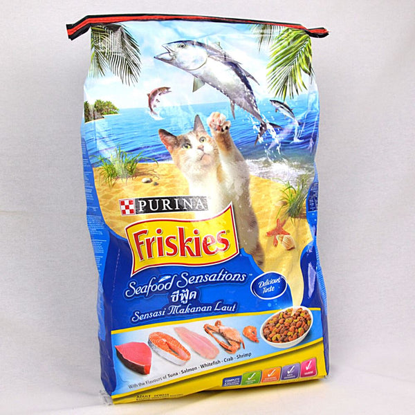 FRISKIES Adult Seafood Sensations 7kg Cat Dry Food Friskies