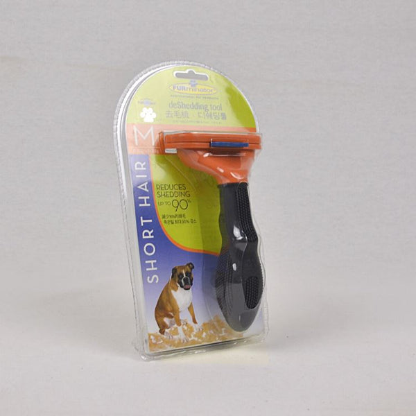 FURMINATOR Deshedding Tool DOG Short Hair Medium Grooming Tools Furminator