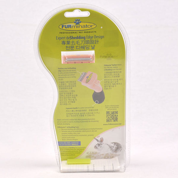 FURMINATOR Deshedding Tool For Small Animal Grooming Tools Furminator