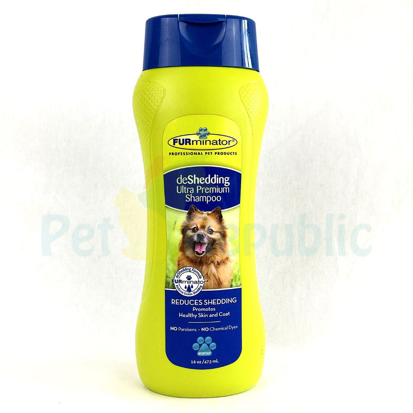 FURMINATOR Dog Deshedding Ultra Shampoo 473ml - Pet Republic Jakarta