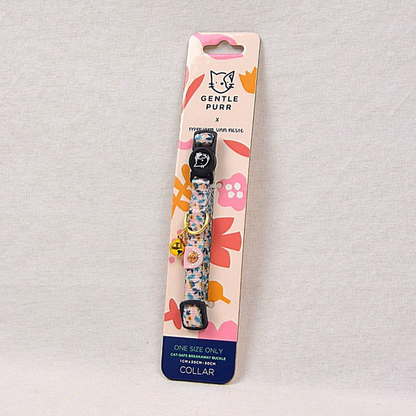 GENTLEPURR Cat Collar Scandi Spring Pet Collar and Leash Gentle Pup