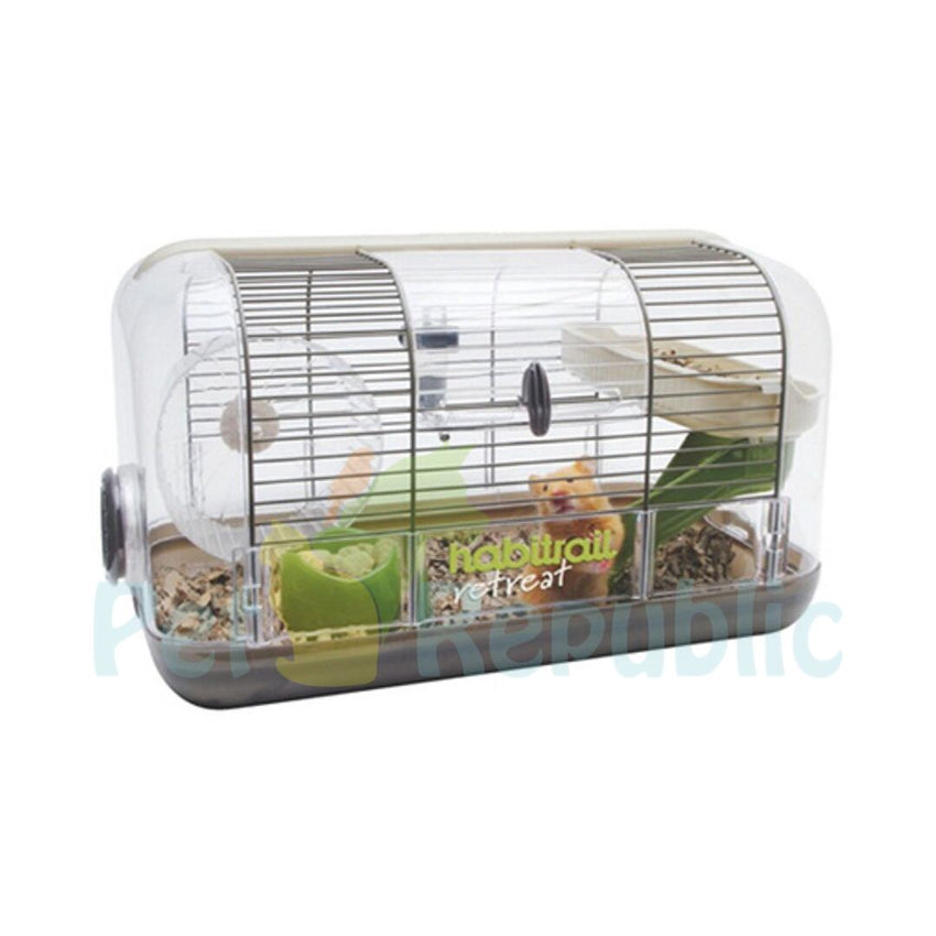 HABITRAIL Retreat Hamster Cage - Pet Republic Jakarta