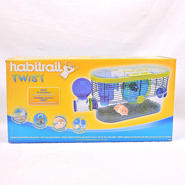 HABITRAIL Twist Home Small Animal Habitat Habitrail