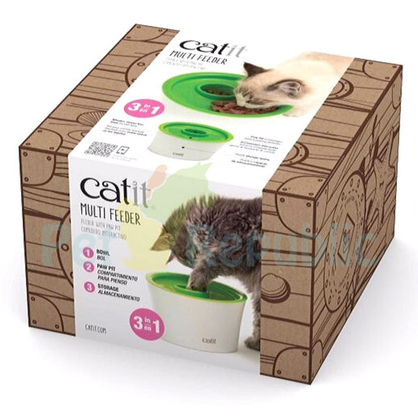 Hagen CATIT Multifeeder Pet Bowl Cat It