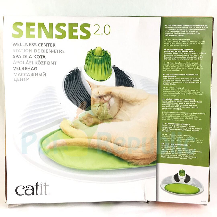 HAGEN CATIT Senses Wellness Center - Pet Republic Jakarta