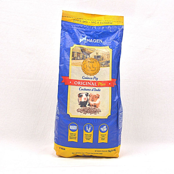 HAGEN Original Plus Guinea pig Food 2kg Small Animal Food Hagen