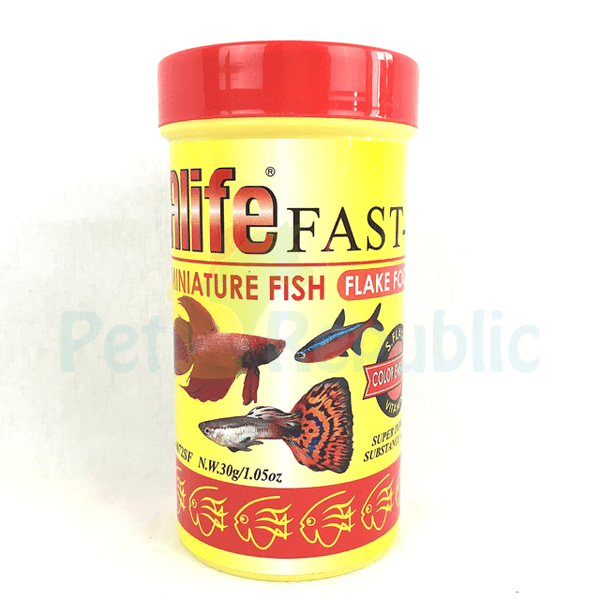 HAIFENG Alife Fast Color Flake 30gr - Pet Republic Jakarta