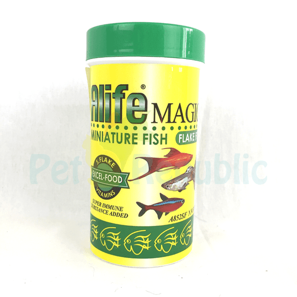 HAIFENG Alife Magic Excel Growth Flake 30gr - Pet Republic Jakarta