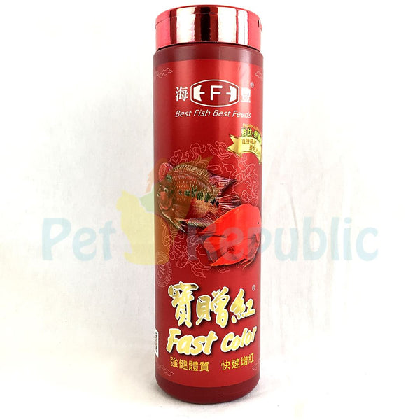 HAIFENG Pao Cheng Hong Blood Parrot and Louhan Small 235gr - Pet Republic Jakarta