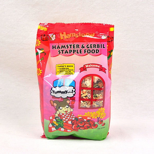 HAMSFOOD 300gr Small Animal Food Hamsfood