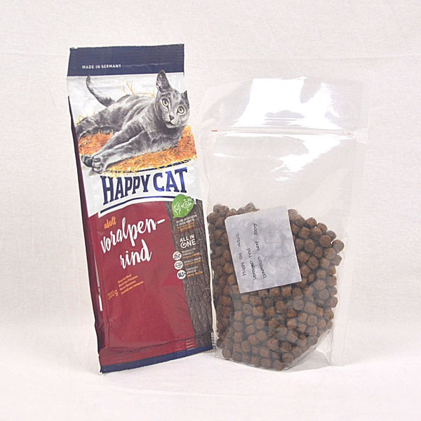 HAPPYCAT Adult Bavarian Beef Repack 300g Cat Dry Food Happy Cat