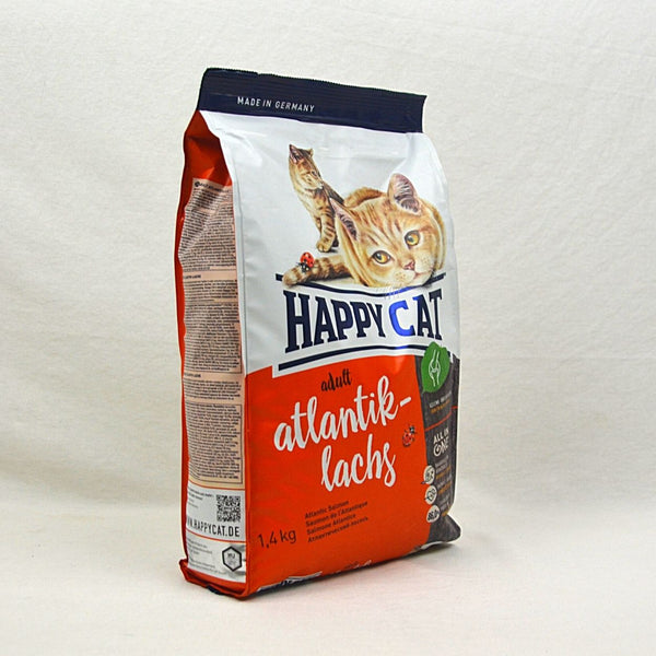 HAPPYCAT Supreme Atlantic Salmon 1.4kg Cat Dry Food Happy Pet