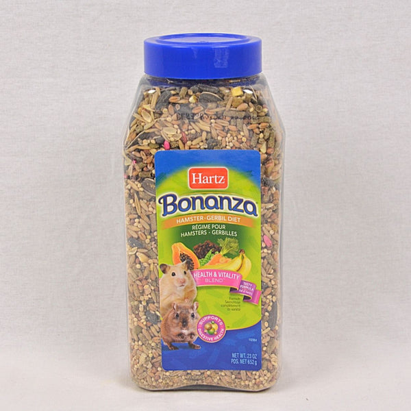 HARTZ Bonanza Hamster and Gerbil Diet 652gr Small Animal Food Hartz