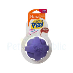 HARTZ Dura Play Ball Bacon Scented Large - Pet Republic Jakarta