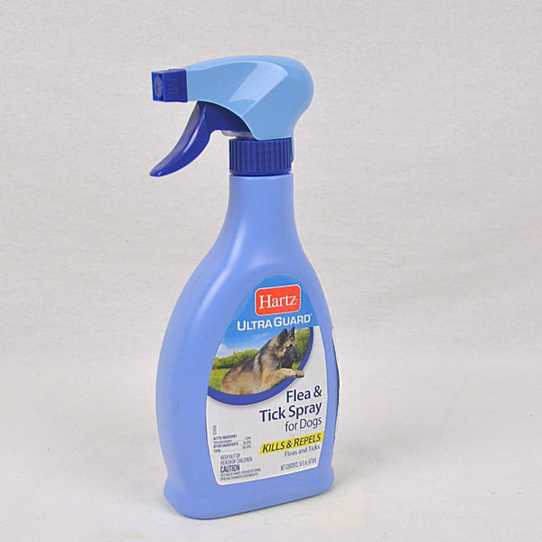 HARTZ Ultraguard Flea and Tick Spray For Dog 473ml Grooming Medicated Care Hartz