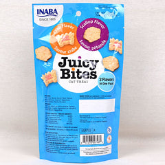 INABA USA703A Juicy Bites Scallop and Clam 3pcs Cat Snack Ciao