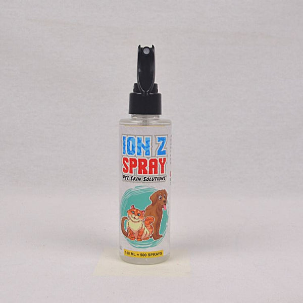 IONZ Spray Pet Skin Solution 150ML Grooming Pet Care Pet Republic Jakarta