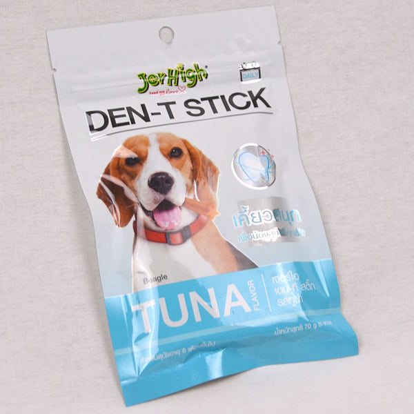 JERHIGH Den-T Stick Tuna 70gr Dog Dental Chew Jerhigh