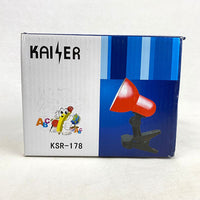 KAISER KSR178 Desk Lamp 50hz 40w Reptile Heating & Lighting Kaiser