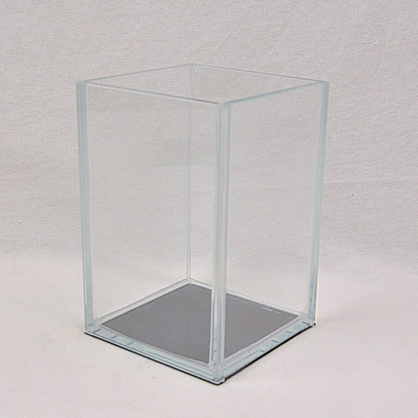 KANDILA Betta Tank Optic Clear 15cm Fish Aquarium Kandila