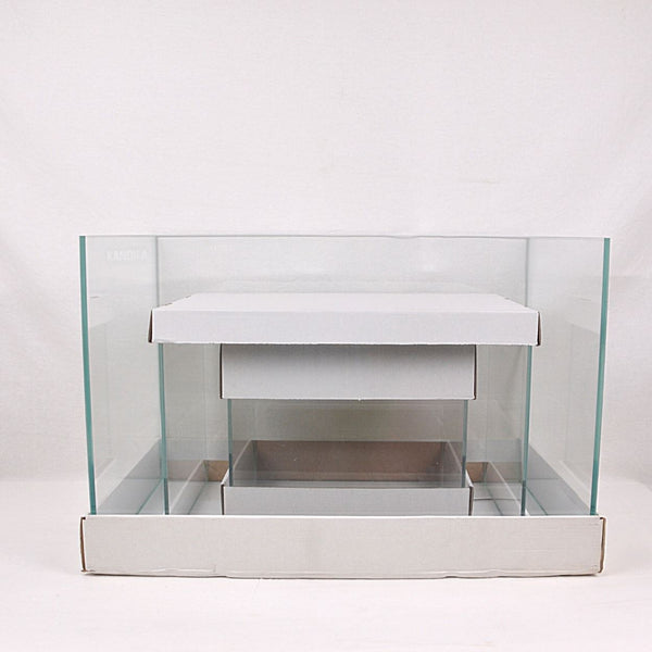 KANDILA KD 308 Super Clear Glass Ultra Fish Aquarium Kandila 10L
