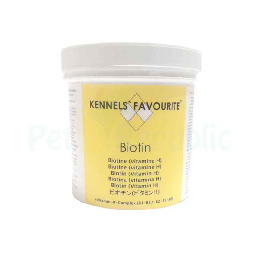 KENNEL'S Favourite Biotin 135gram - Pet Republic Jakarta