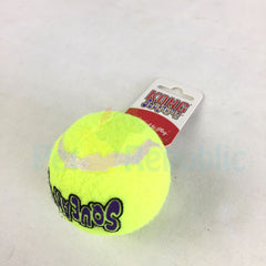 KONG AST2B Squeaker Tennis Ball Medium - Pet Republic Jakarta