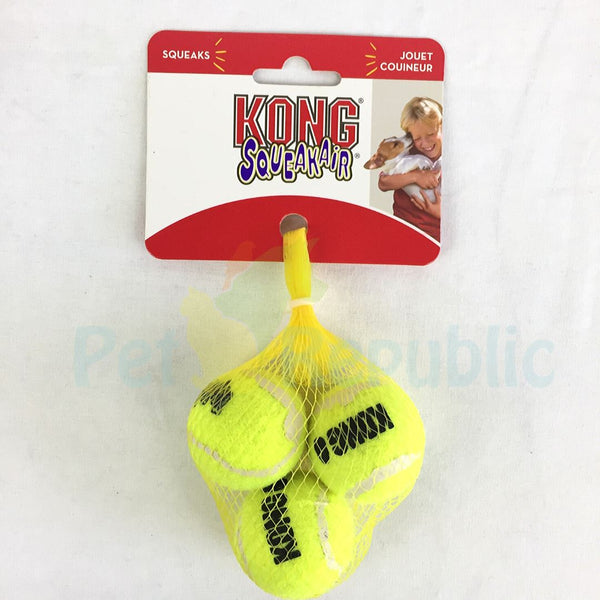 KONG AST5 Airdog Squaker Ball Extra Small - Pet Republic Jakarta