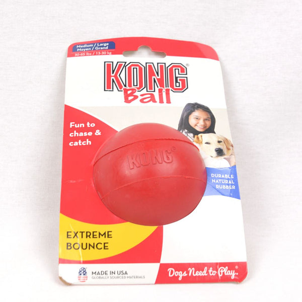 KONG KB1 Ball Medium/Large Dog Toy Kong
