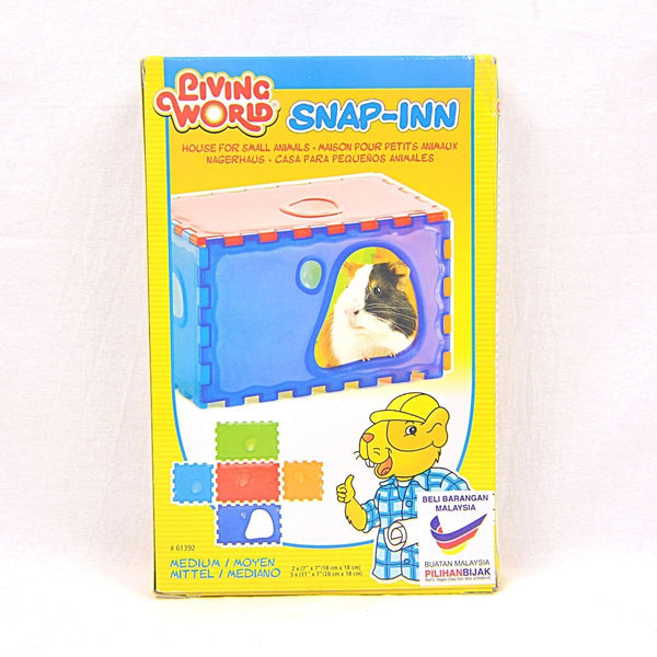 LIVINGWORLD Snap INN Medium Small Animal Toy Living World