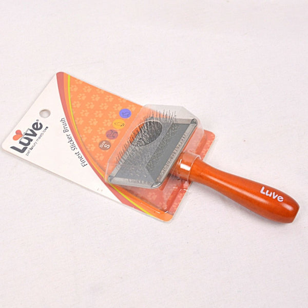 LUVE LV012 Finest Slicker Brush Small Grooming Tools Luve
