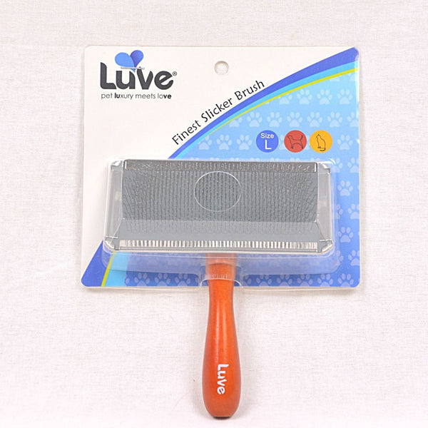 LUVE LV014 Finest Slicker Brush Large Grooming Tools Luve