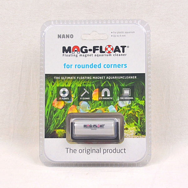 MAGFLOAT Nano For Rounded Corners Fish Supplies Mag float