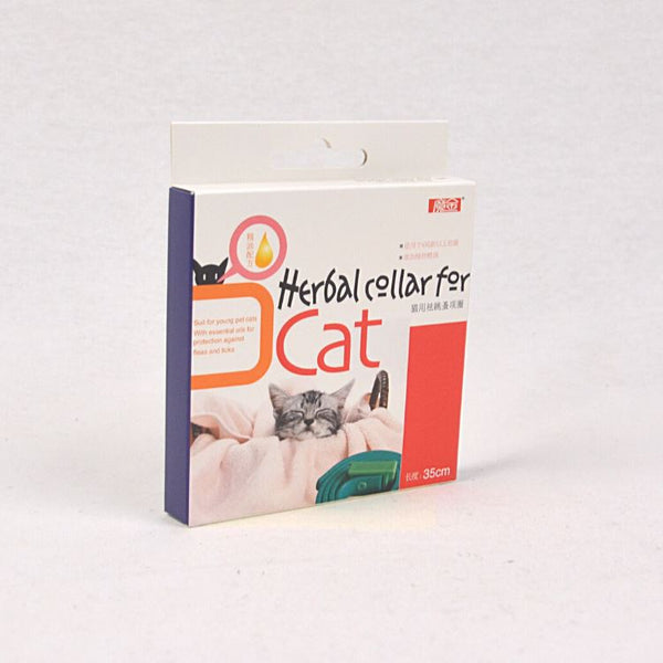 MAGIC Pet Herbal Flea and Tick Collar for Cat Grooming Medicated Care Magic