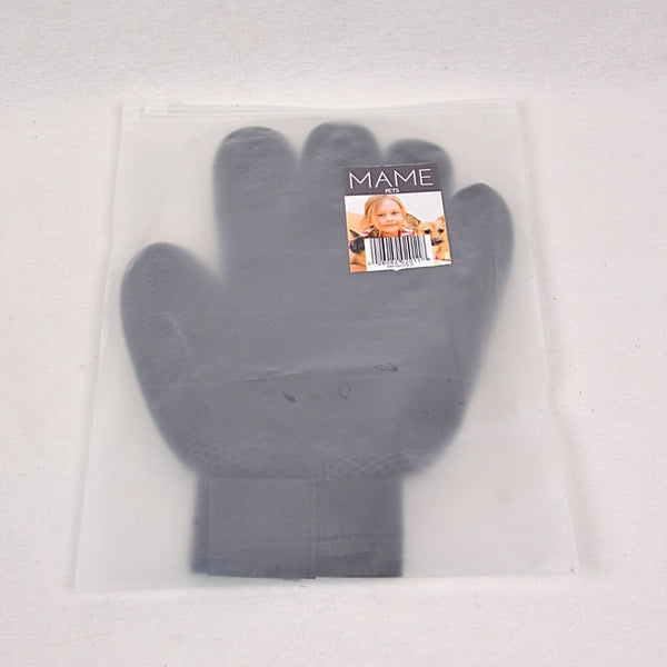 MAME Grooming Gloves Premium Black Grooming Tools Mame