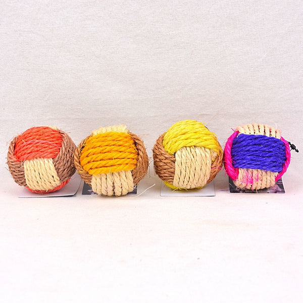 MAME Toy Rope Ball Cat Toy Mame