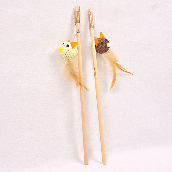 MAME Wand Cat Toy Round Mice Cat Toy Mame