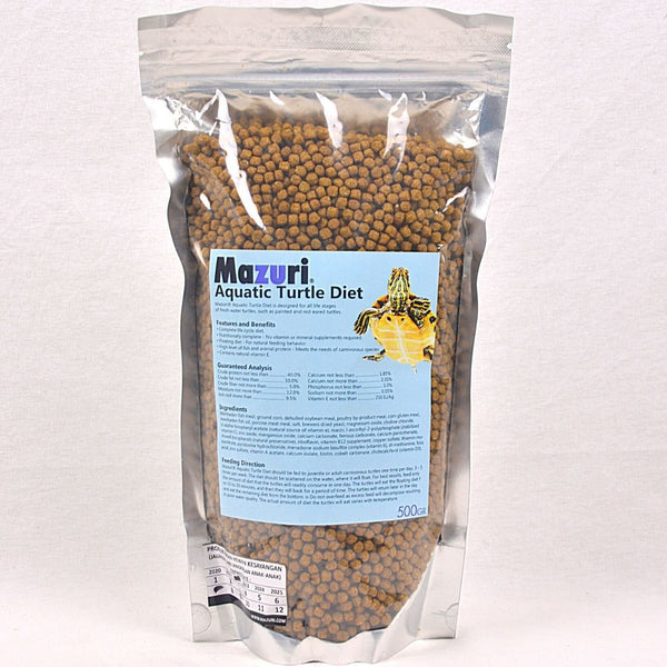 MAZURI Aquatic Turtle Diet 500gr Reptile Food Mazuri