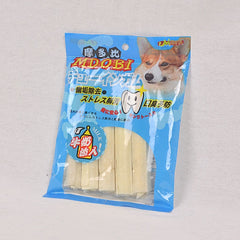 MDOBI Stick With Milk Flavor 5'' 5pcs Dog Snack MDOBI