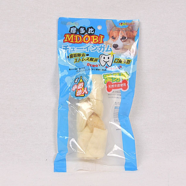MDOBI Twist With Milk Flavour 5'' Dog Snack MDOBI