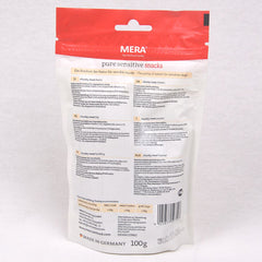 MERADOG Pure Sensitive Snack Chunky Meat Chicken 100gram Dog Snack Meradog