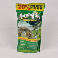 MORNINGSUN Turtle 240gr Reptile Food Morning Sun